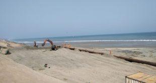 Gopalpur Port completes 5km beachfront nourishment