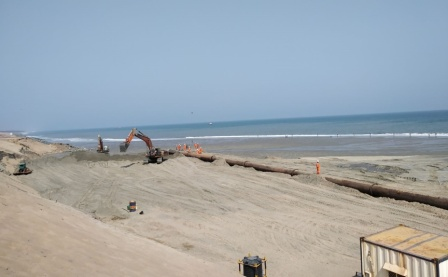 Gopalpur Port completes 5km beachfront nourishment