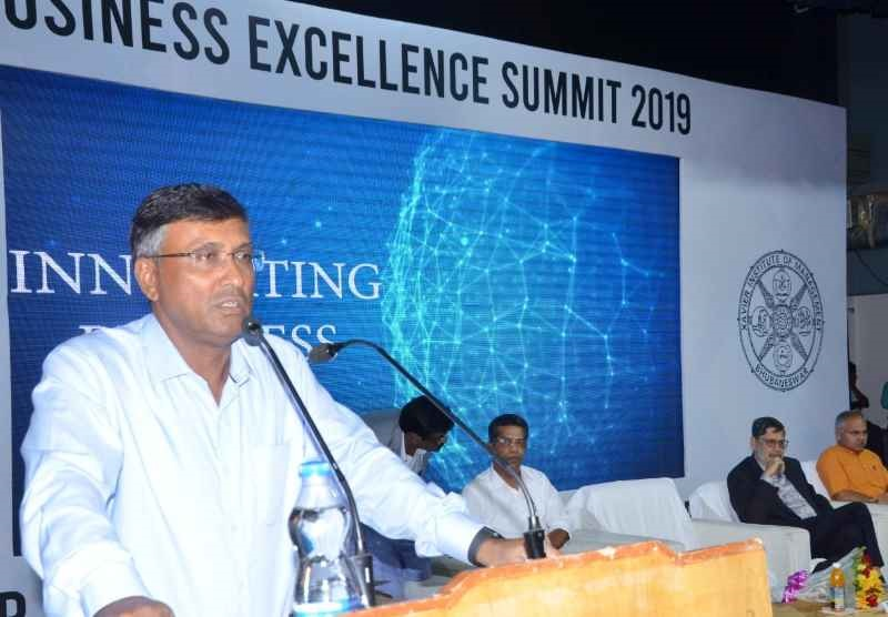 Business Excellence Meet-2019 of XIMB inaugurated