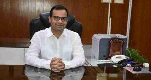 BP Sharma assumes charge of MCL CVO