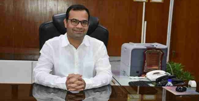 BP Sharma assumes charge of MCL CVO