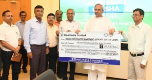Coal India gives Rs 50.30 crore for electricity infra in Fani-hit Odisha