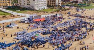 Puri beach witnesses largest coastal cleanup initiative in world