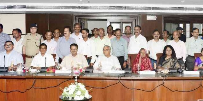 MPs discuss railway issues under Khurdha division