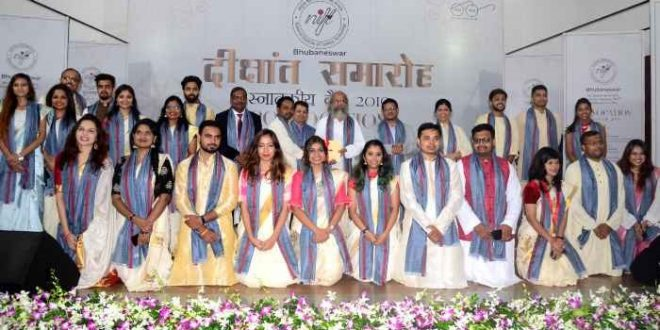 NIFT-Bhubaneswar Convocation: 185 students awarded degrees