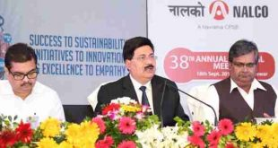 NALCO declares dividend of Rs 1072.73 crore for 2018-19
