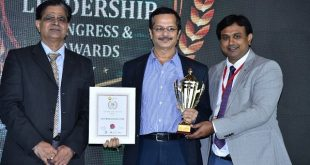 OMC bags award for best practice in CSR