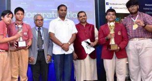 DAV Public School wins Bhubaneswar edition of TCS IT Wiz 2019
