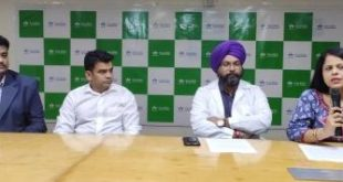 BR Life Kalinga Hospital perform first TIPS for Liver Cirrhosis
