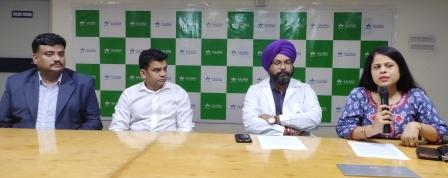 BR Life Kalinga Hospital perform first TIPS for Liver Cirrhosis