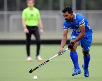 Birendra Lakra to replace injured Varun for FIH Hockey Olympic Qualifiers