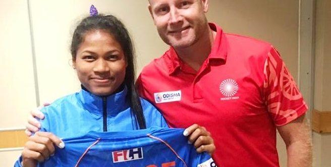 Odisha girl Deep Grace Ekka completes 200 international matches for India
