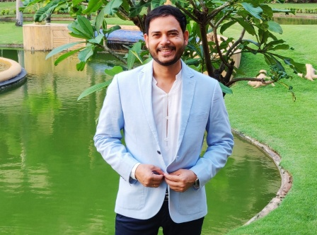 Jitendra Mishra is jury for European Children's Film Association
