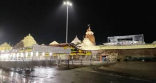 Jagannath Temple TikTok video: Girl detained