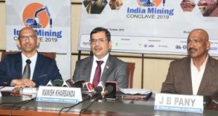 India Mining Conclave 2019 organised by Indian Chamber of Commerce (ICC)