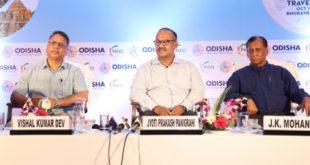 Odisha Travel Bazaar to be held from Oct 14