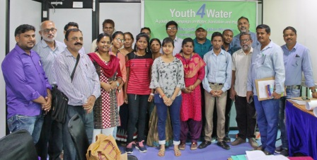 Water Initiatives Odisha :Odisha youths pitch for secured water future