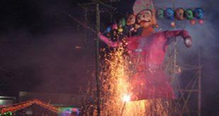 Ravan Podi 2019 in Bhubaneswar, Cuttack