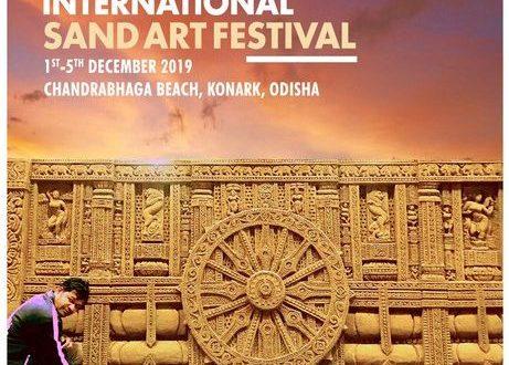 International Sand Art Festival 2019: Sudarsan appointed brand ambassador