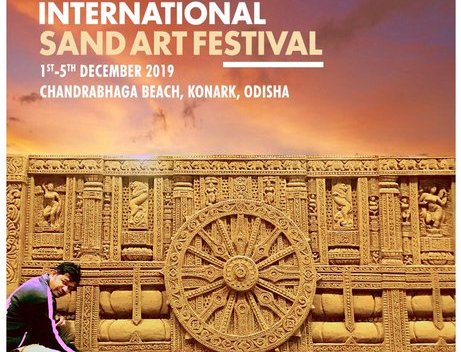 International Sand Art Festival 2019: Sudarsan appointed brand ambassador