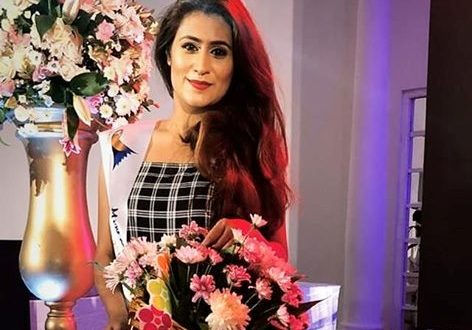 Odisha's Shefali Udgata bags 2nd runner-up in Miss British Empire 2019