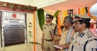 Chandrasekharpur traffic police station inaugurated by DGP