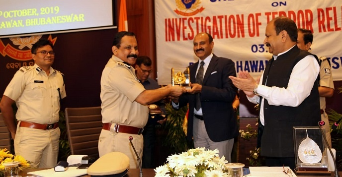 Odisha Police, NIA hold training programme on terror investigation