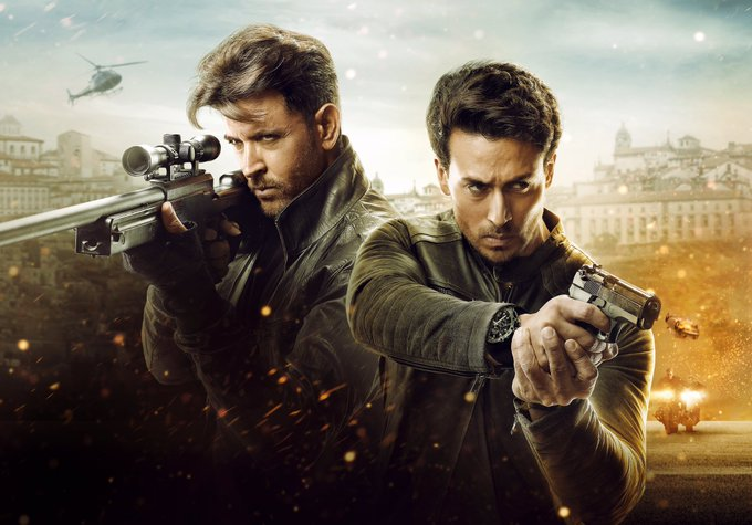 War film box office: Tiger Shroff, Hrithik Roshan starrer War crosses Rs 100