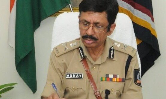 Abhay appointed new Odisha DGP