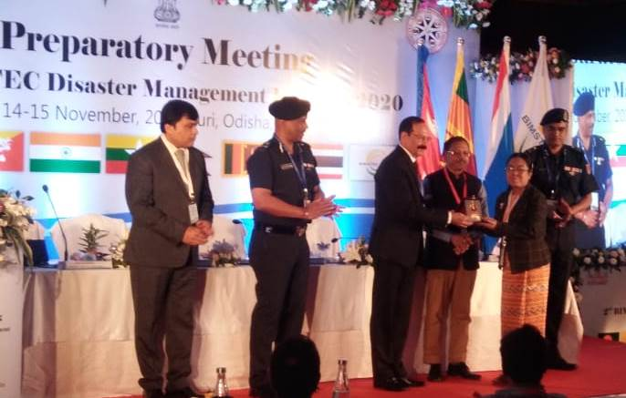 2nd BIMSTEC-DMEx to be held at Puri in Feb 2020