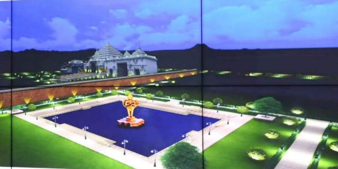 Baladevjew temple in Odisha