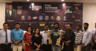 3rd season of Odisha Tennis Premier League to begin from Dec 4