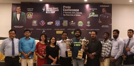 3rd season of Odisha Tennis Premier League to begin from Dec 4