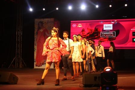 Expressions 2019: ITER University wins fashion event Carnival De Vogue
