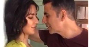 Akshay Kumar, Katrina Kaif recreate Namaste London romantic scene