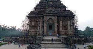 13th-century Konark Sun Temple
