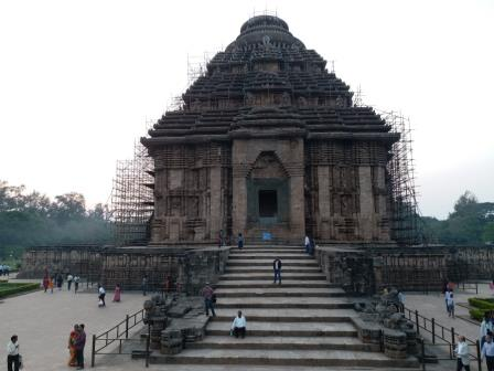 13th-century Konark Sun Temple