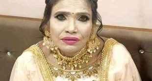 Ranu Mondal going viral again for make-up