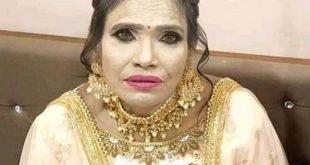 Ranu Mondal going viral again for make-up