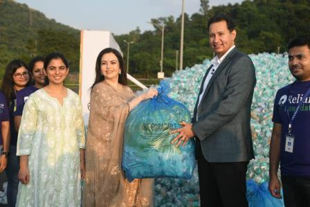 Recycle4Life campaign by Reliance