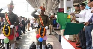 East Coast Railway introduces Segway patrolling system