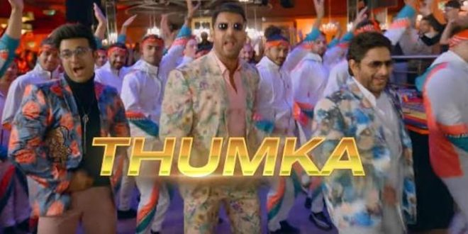 Pagalpanti: Thumka song creates buzz on social media