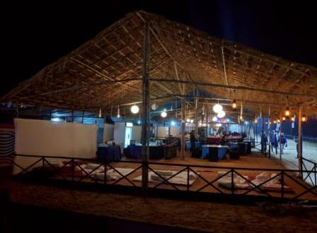 Beach shacks now open for first time in Odisha