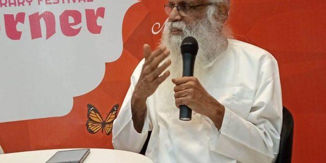 Daya Dissanayake, a Sri Lankan writer