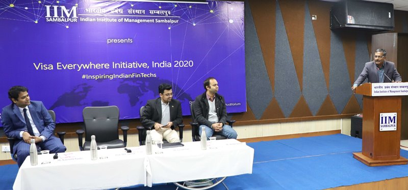 IIM Sambalpur nurtures culture of innovation with FinTech community