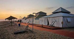 Odisha Tourism's Marine Drive Eco Retreat