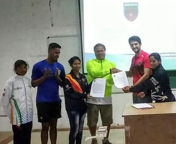 Odisha FC associates with Special Olympics Bharat
