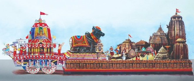 Odisha tableau to pariticipate in Republic Day parade 2020