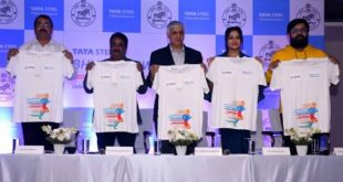 5th edition of Tata Steel Bhubaneswar Half Marathon