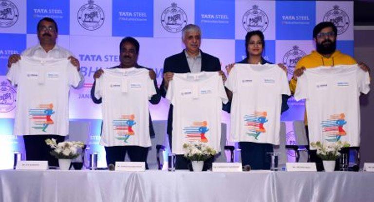 5th edition of Tata Steel Bhubaneswar Half Marathon